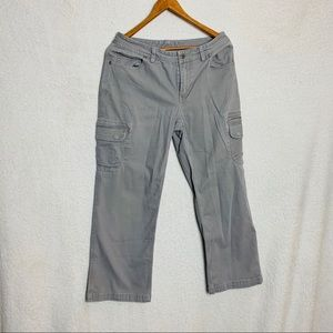 Duluth trading co. cargo pants